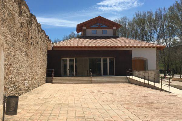 Centro de Desarrollo y Aceleración Turística Fábrica Giner-Els Ports (Morella)